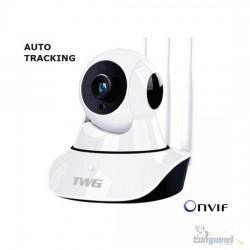 Camera Robo IP WiFi 1 MP TW 9100 RB